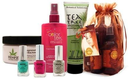 beauty salon products supply and sell