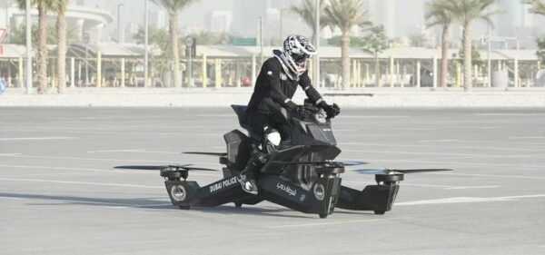 flying bike evtol hoverbike