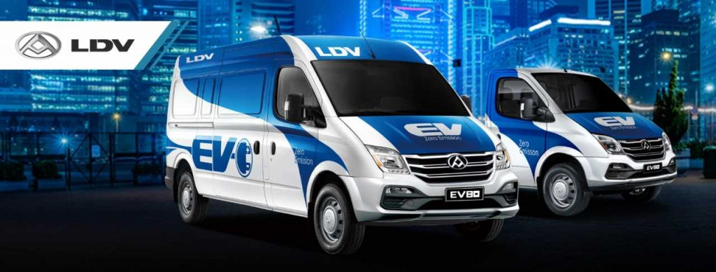 LDV electric van