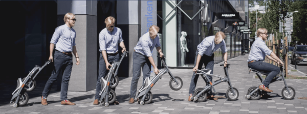 electric bikes for cities
