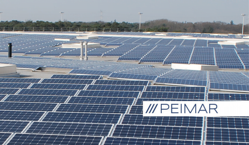 peimar solar panels made in italy